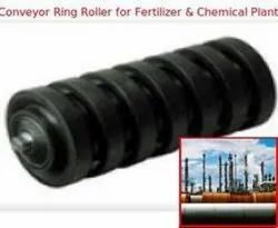 Conveyor Ring Roller For Fertilizer & Chemical Plants