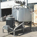 Stainless Steel Jacketed Blender