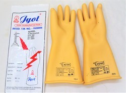 33 KVA Jyoth Electrical Safety Hand Gloves