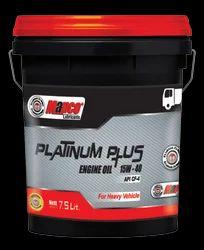 Platinum Plus Engine Oil 15W-40 7.5 ltr