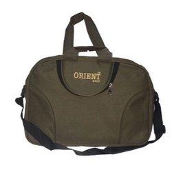 Fabric Meti Black Luggage Bag D Bag, For Travel