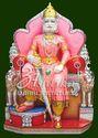Marble Maharaj Agrasen Statue