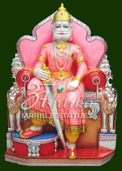 Marble Maharaj Agrasen Statue