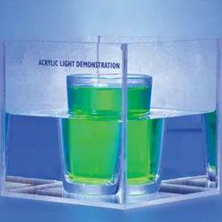 Acrylic Light Demonstration Cube