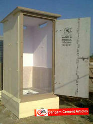 RCC Portable Toilet