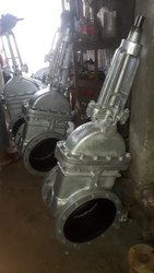 KSB Cast Steel Gate Valves (WCB)