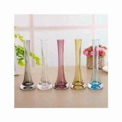 Glass Hurricane Vases