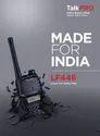 2 Km License Free Walkie Talkie TALK PRO LF-446 Radios, Warranty: 1 Year