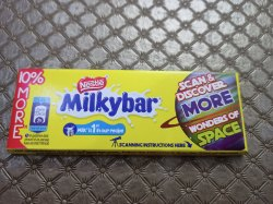 Nestle Rectangular Milky Bar Chocolate