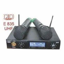 QD Audio E835 UHF Microphone