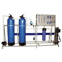 Fully Automatic Reverse Osmosis Plants