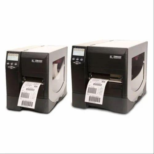 Zebra Zm400 Thermal Barcode Label Printer