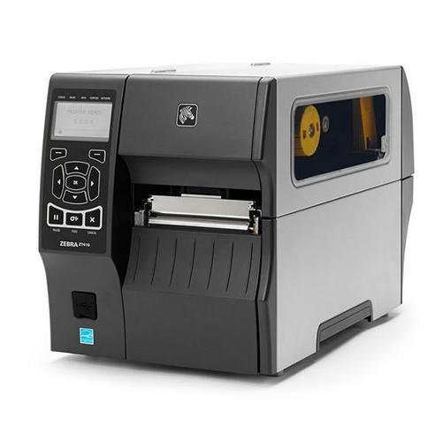 Industrial Barcode Printer, Zebra ZT410, Resolution: 203 DPI (8 dots/mm), Model Type: Thermal Transfer
