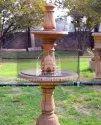 Small Sand Stone Tier Fountain