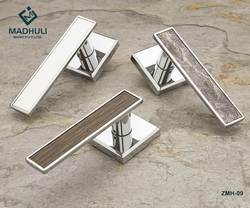 Zinc Mortise Door Handles
