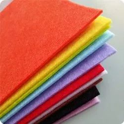 Wool Colored Felt Sheet