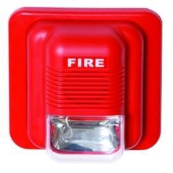 Fire Alarm Hooter with Flasher