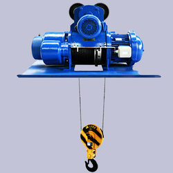 Machine Wire Hoist