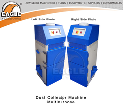 Jewelry Making Vacuum Dust Collector Machine
