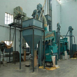 Spice Seed Cleaning and Grading Plant