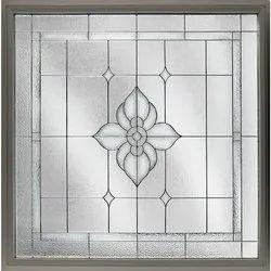 Transparent Decorative Window Glass