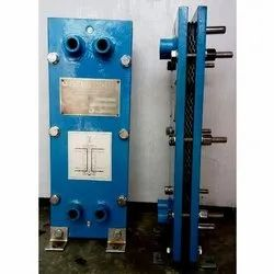 Oil Cooled Plate Heat Exchanger