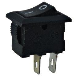 2 Pin Mini Rocker Switch