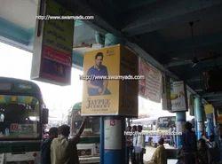 Bus Stations Branding