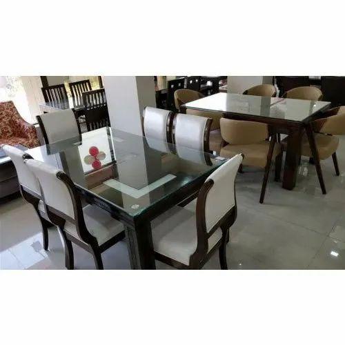 Table Wooden Designer Dining Set, Design Dining Room Table Set