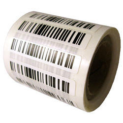 Barcode Tag Sticker