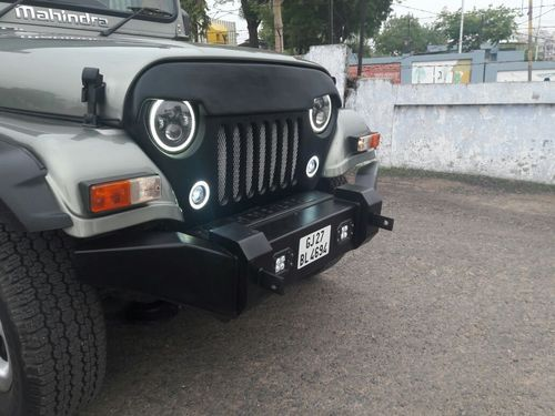 Thar Modification 4x4 Off Road(Only Body Fabrication) in