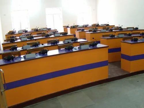 Language Laboratory System