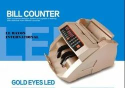 LR GOLD EYE LED-CURRENCY COUNTING MACHINE