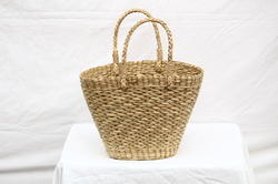Sea Grass Fancy Handbag (9 X 9 Inch)