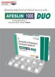 Amoxycillin 875mg Clavulanic Acid 125mg