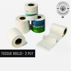 Tissue Roll 2 Ply, GSM: 18