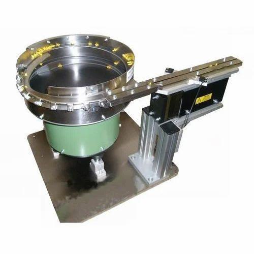 Vibrator feeder bowls