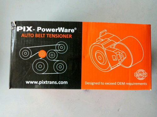 Pix Transmission Carbon Steel Auto Belt Tensioner (1422), for Garage