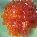 Orange Jelly Cubes