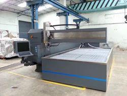MS CNC Water Jet Machine