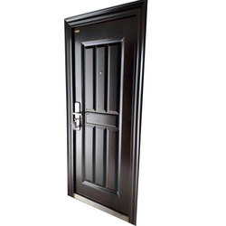 Entrance Steel Door - Steel Entrance Door Latest Price