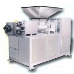 30 - 35 kW Simplex Plodder Soap Machine, Production Capacity: 300 - 1000 kg/hr
