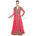 Moroccan Wedding Gown Kaftan