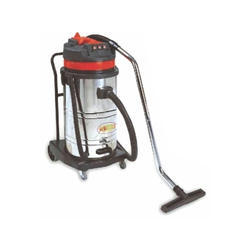 Industrial Wt & Dry Vacuum Cleaner- 80Ltr