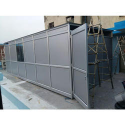 Modern Office Aluminium Partition