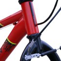 BTwin Rockrider ST 100 Red Kids Bicycle