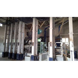 Commercial Rice Mill Plant, Capacity: 1 - 80 Ton/Day