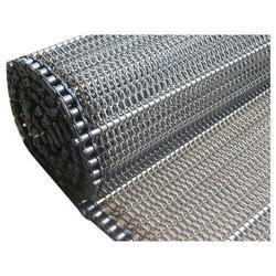 Woven Wire Belting Conveyor
