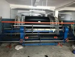 Sectional Warping Machine For 190cm Rapier Loom