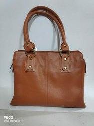 LSB10 - Pure Cow Leather Women Shoulder Bag
